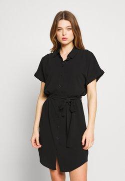 Vero Moda - Blusenkleid - black