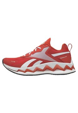 Reebok Classic - ZIG ELUSION ENERGY SHOES - Sneaker low - red