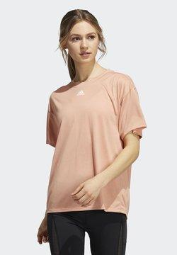 adidas Performance - T-shirt basic - pink