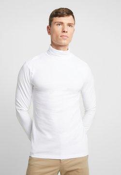 Pier One - Långärmad tröja - white