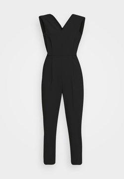 Sisley - OVERALL - Jumpsuit - black