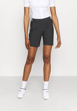 Vaude - WOMENS CYCLIST SHORTY - kurze Sporthose - black