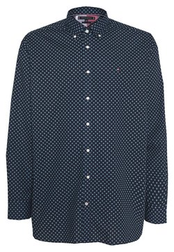 Tommy Hilfiger - FLORAL GEO PRINT - Camisa - blue