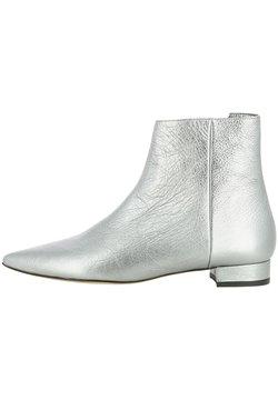 Evita - Botines bajos - metallic