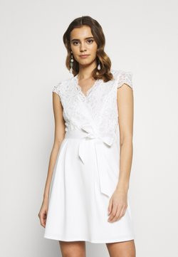 Morgan - ROMELI - Cocktailkleid/festliches Kleid - off white