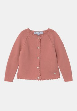 Tartine et Chocolat - Strickjacke - blush