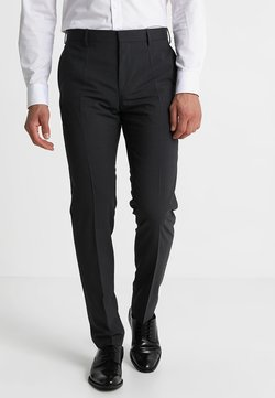 Tommy Hilfiger Tailored - Pantaloni eleganti - anthracite