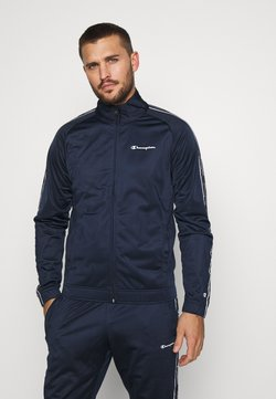 Champion - TRACKSUIT TAPE - Trainingsanzug - navy