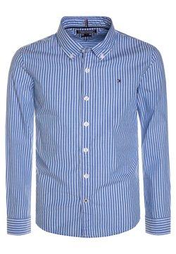 Tommy Hilfiger - BOYS STRIPE - Shirt - blue
