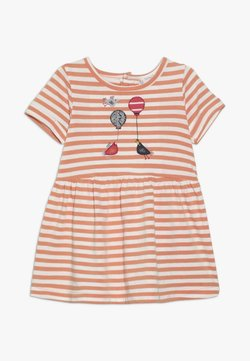 Sense Organics - AMEA BABY DRESS - Jerseykleid - coral