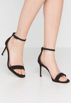 Call it Spring - ELLA - Korolliset sandaalit - black