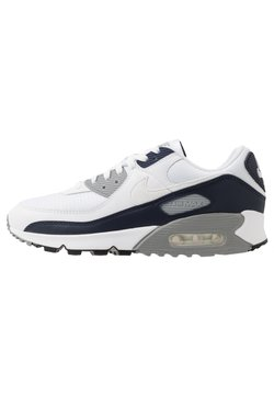 Nike Sportswear - AIR MAX 90 - Baskets basses - white/particle grey/obsidian