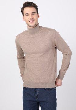 Basics and More - Strickpullover - d beige