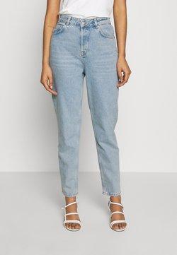 Selected Femme - MOM - Jeans Straight Leg - light blue denim