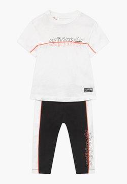 adidas Originals - SET - Leggings - white