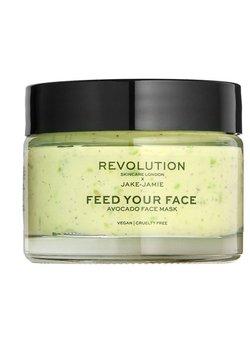 Revolution Skincare - REVOLUTION SKINCARE X JAKE – JAMIE AVOCADO FACE MASK - Ansigtsmaske - -