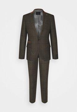 Shelby & Sons - FARHOLME SUIT - Costume - khaki