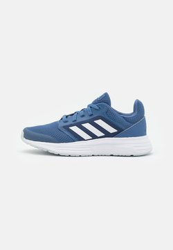 adidas Performance - GALAXY 5 - Zapatillas de running neutras - crew blue/footwear white/halo blue