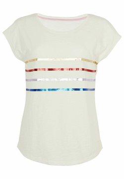 Boden - ROBYN  - T-Shirt print - regenbogen-folienstreifen