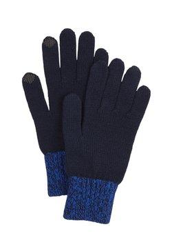 s.Oliver - TOUCHSCREEN - Fingerhandschuh - dark blue