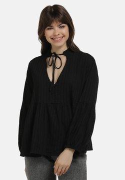 myMo - Bluse - schwarz