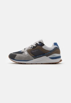 Pepe Jeans - X20 RUNNER - Trainers - blue