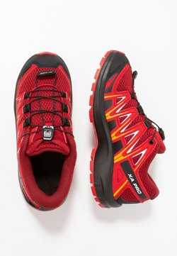 Salomon - XA PRO 3D - Hikingschuh - red dahlia/barbados cherry/spectra yellow