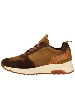 camel active - Sneaker low - cognac c