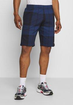 Barbour Beacon - TARTAN PRINT - Shorts - atlantic blue