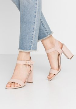 New Look - VIMS - High heeled sandals - oatmeal