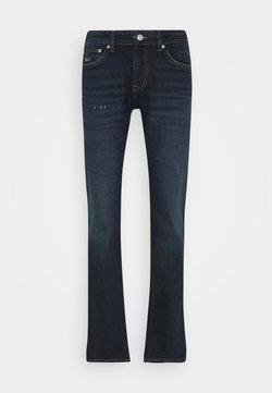 Tommy Jeans - SCANTON SLIM - Jeans Slim Fit - dark denim