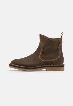 Shabbies Amsterdam - Korte laarzen - brown