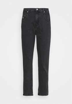 Calvin Klein Jeans - MOM - Relaxed fit jeans - denim black