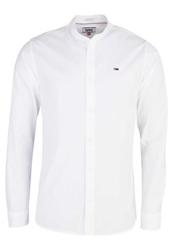 Tommy Jeans - REGULAR FIT - Businesshemd - weiß