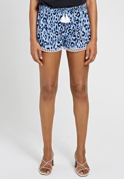 Shiwi - LUXE LEOPARD - Shorts - patagonia blue