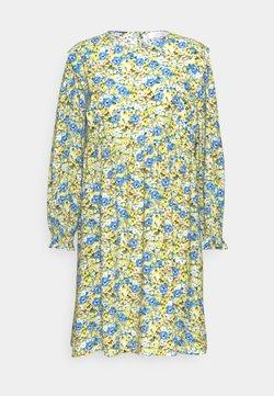 Rich & Royal - DRESS PRINTED - Freizeitkleid - lemonade
