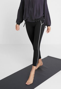 Free People - YOURE A PEACH - Tights - black