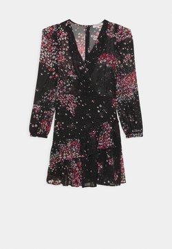 Morgan - Sukienka letnia - black/pink