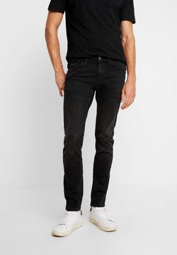 CELIO - FOSLOIR - Jeans slim fit - noir