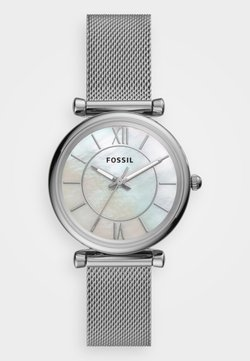 Fossil - CARLIE - Montre - silver-coloured