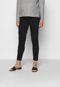 LOVE2WAIT - KEIRA CROPPED - Jeans Slim Fit - black