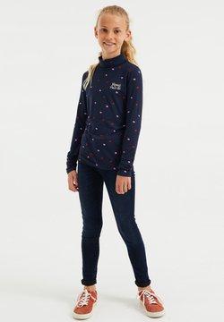 WE Fashion - Långärmad tröja - dark blue