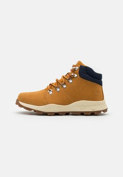 Timberland - BROOKLYN HIKER - Sneakers hoog - wheat