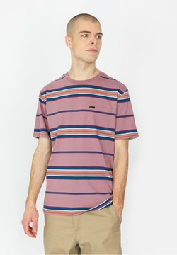 Brixton - T-Shirt print - pink