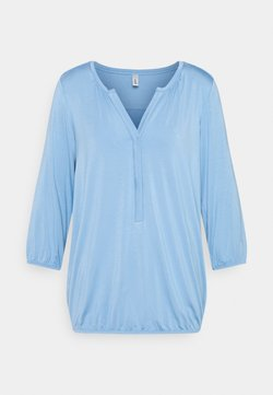 Soyaconcept - MARICA - Bluzka z długim rękawem - bright blue