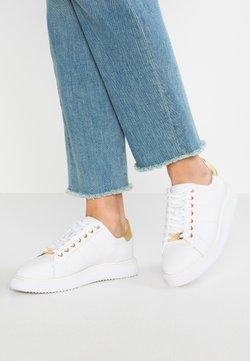 Lauren Ralph Lauren - ANGELINE - Sneaker low - white/gold