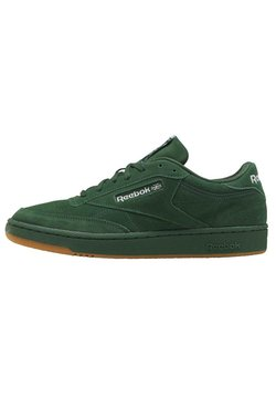 Reebok Classic - CLUB C 85 SHOES - Sneaker low - green
