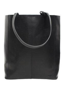Gusti Leder - Shopping bag - black