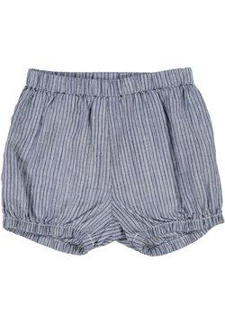 Wheat - OLLY - Shorts - cool blue stripe