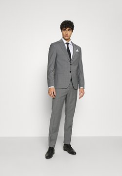 Tommy Hilfiger Tailored - SLIM FIT SUIT - Costume - grey